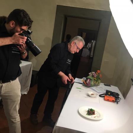 Piatto- Italia a tavola- artimino