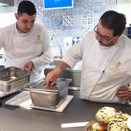 formazione in sicilia-cucina