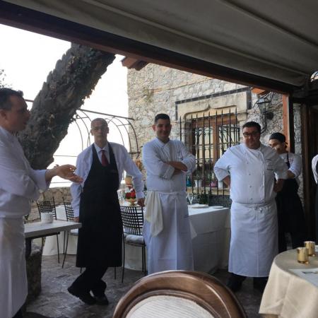 massimo mantarro sicilia- ristorante