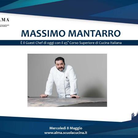 Massimo Mantarro formazione